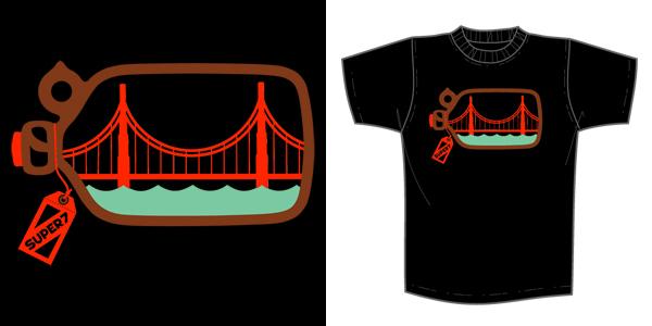 New Shirt Thursday Bridge In A Bottle