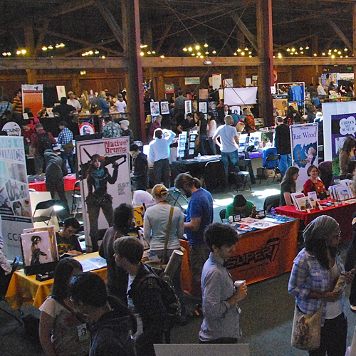 Super7 at Ape, October 4-5 at the Fort Mason Center.