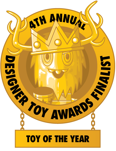 Toys For Awards : Designer toy awards
