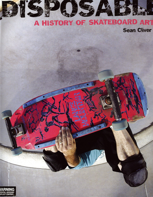 Disposable Book Signing with Author and Artist Sean Cliver! October 24th, 6pm @ Super7.