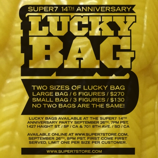 Super7 Lucky Bags